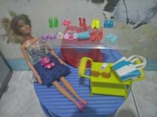 Barbie w/ accessories
