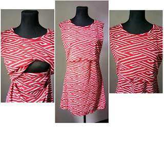 Nursing Dress / Breast feeding Dress