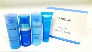 Laneige - Moisture Trial Kit (4 Items)