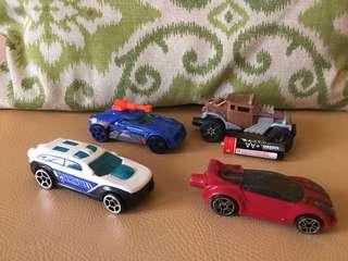 Hot Wheels (set)
