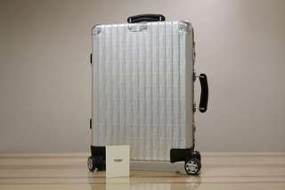 Fendi X Rimowa Luggage 20""
