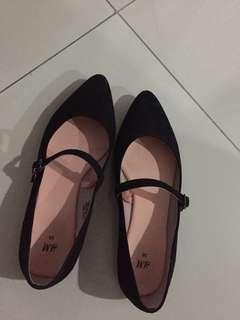 sepatu h&m ori