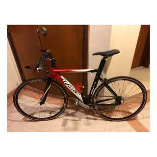Wilier Triestina road bike for sale