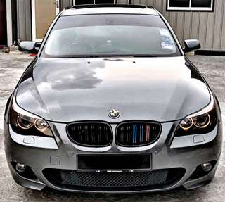 CASH BMW 530D TURBO DIESEL