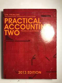 Practical Accountig Two