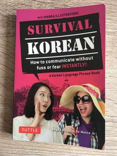 Survival korean (learn basic korean)