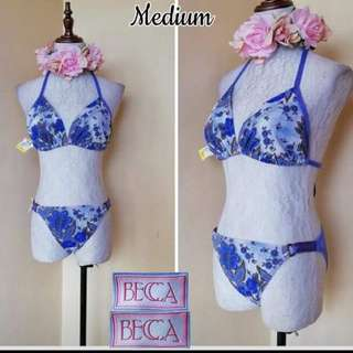 Branded swimsuit