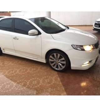 2013 Kia Forte 1.6 sx Full Specs last batch