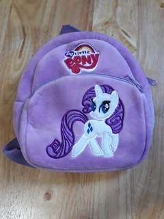 My Little Pony Rarity bag