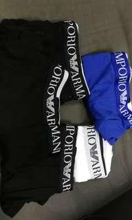 Armani underwear 大碼全新