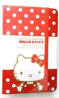 Brand New Moleskin Hello Kitty Notebook