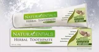 Natura Centials Herbal Toothpaste