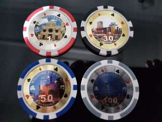 QYOP Poker chips
