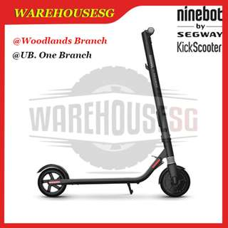 Ninebot by Segway Scooter/Electric Scooter/LTA Compliant/E-Scooter/ElectricScooter/Scoot/EScoot/E-Scooter/EScooter
