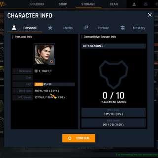 Blackshot Awp Red Dragon Perm Weapon Account