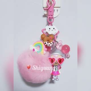 Bubble Luv DSS series 2 Keycharms