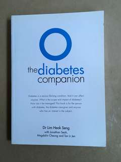 The diabetic companion