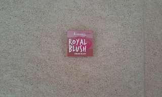 Rimmel royal blush cream blush
