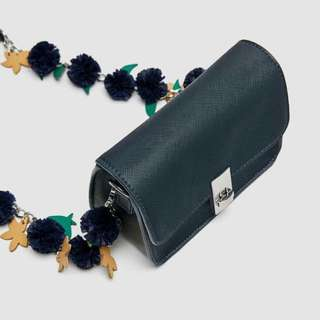 Zara flower crossbody