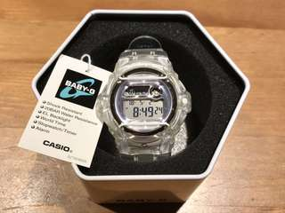 Casio Baby-G Ladies Watch BG-169R