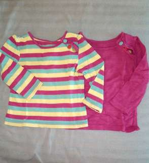 Mothercare Top 2pcs
