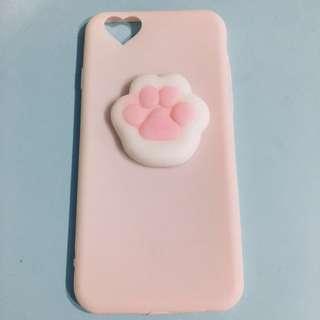 iPhone6/6s 手機殻 猫咪肉球
