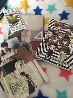 Exo Lay book