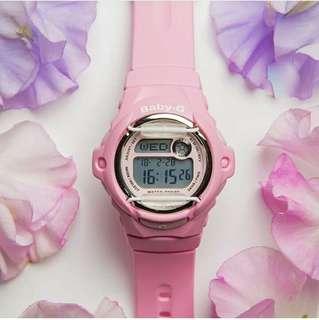Jam Tangan Wanita Original Baby G BG-169- 4c