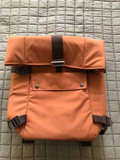 Bluelounge Back Pack in Orange