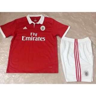 17/18 Benfica Kids jersey