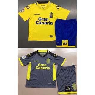 17/18 Las Palmas Kids jersey