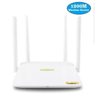 (640) Wireless Router 1200M