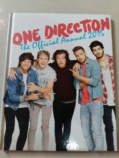 One Direction : The Offcial Annual 2015 (100% OFFICIAL)