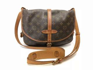 Authentic Louis Vuitton Saumur 30 Sling Bag