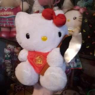 Hello Kitty Plush Stuff Toy Sanrio