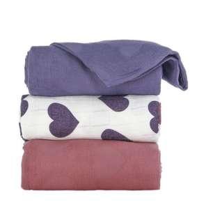 Love Violette Tula Blanket (Solid)