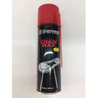 V UpTurn Chain Wax Synthetic Chain Wax bike motorcycle 300ml