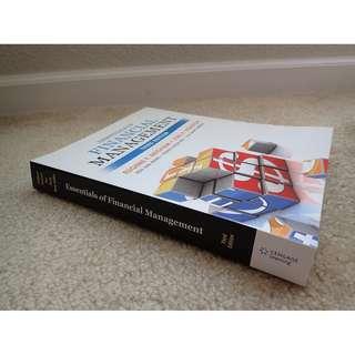 Essentials of Financial Management NTU BU8201 Business and Finance Textbook