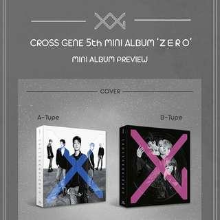CROSS GENE-Zero [5th Mini Album]