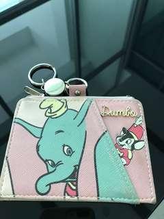 Dumbo pink lanyard