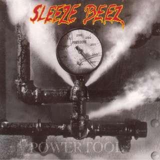 Sleeze Beez - Powertool CD