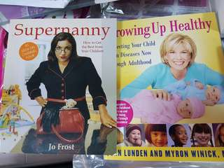 Growing up Healthy and Supernanny