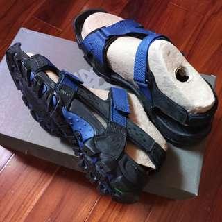 Timberland 休閒涼鞋/功能鞋(春夏著用)/ 麂皮