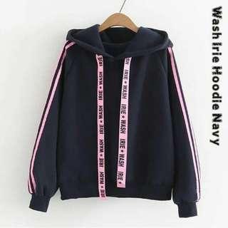 Wash irie hoodie
