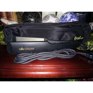 Epsa 1024R Titanium Flat Hair Iron
