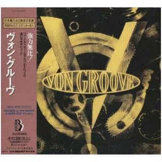 Von Groove - Von Groove CD (Jap-pressing with OBI)