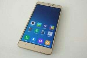 Xiaomi redmi 3 note pro