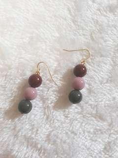 Kr Dango Pearl Earrings