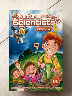 Adventure With Young Scientist Level 4