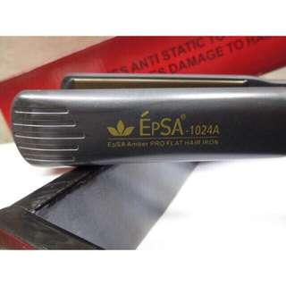 Epsa Amber Pro Flat Hair Iron 2*4 inches Plate